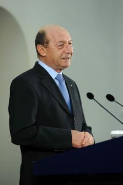 Basescu: Nu am incalcat legea. Melescanu a dezinformat. Ponta a fost un fripturist (Video)
