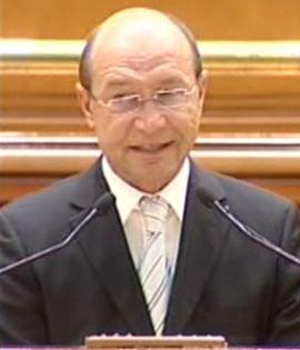Basescu: Nu au fost depasite consecintele tratatului Ribbentrop-Molotov