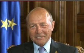 Basescu: Nu cred ca se va face regionalizare in Romania (Video)