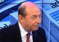 Basescu: Nu mi-a placut ca i s-a pus o moneda tiganeasca la gat sotiei mele