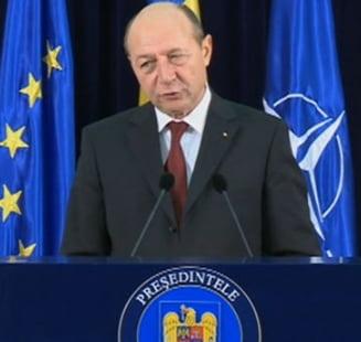 Basescu: Nu semnez memorandumul cu FMI, din cauza accizei la carburanti