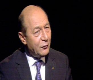 Basescu: Nu spun ca nu ma vad prim-ministru, in tandem cu Boc la Presedintie