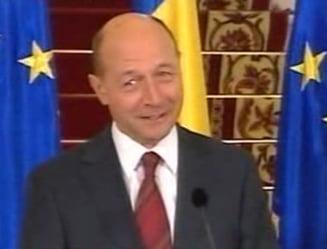 Basescu: PSD nu face nimic ilegal (Video)