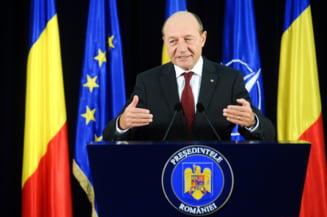 Basescu: Partidele aflate la guvernare isi construiesc bugetul si cu gandul la sustinerea electorala