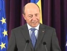 Basescu: Pe unul ca Voronin nu te poti supara!
