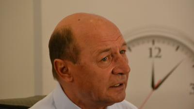 Basescu: Pivniceru, o catastrofa la Justitie. Nu e straina de revocarile din CSM