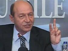 Basescu: Plata datoriilor si cheltuirea fondurilor europene, prioritatile statului (Video)