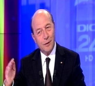 Basescu: Ponta, fara mandat in Asia - Romania a putut parea putin penibila! (Video)