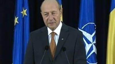 Basescu: Ponta, un mitoman, un Oprescu de proasta calitate