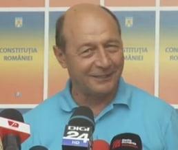 Basescu: Ponta da instructiuni catre Parchete