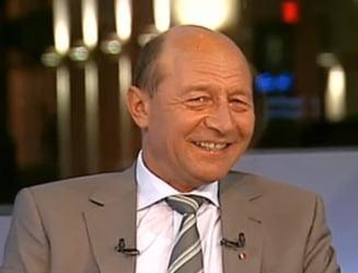 Basescu: Ponta minte, Oprescu nu e bun de presedinte, Dan Diaconescu e o caricatura