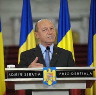 Basescu: Ponta nu are mandat pentru reprezentarea Romaniei la Bruxelles