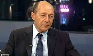 Basescu: Ponta nu face decat sa castige timp cu DNA