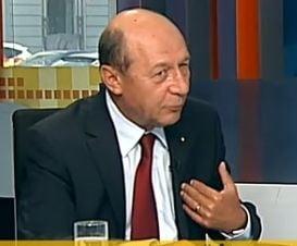 Basescu: Ponta se gudura pe langa demnitarii straini, sa faca o poza cu ei. Are o imagine foarte proasta