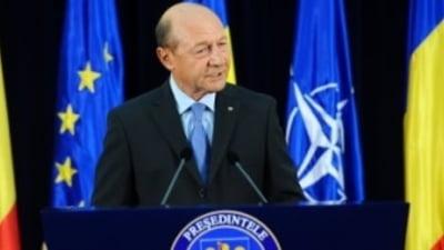 Basescu: Ponta se plange ca ii retrimit legile inapoi. Sunt foarte proaste si n-am ce sa fac (Video)