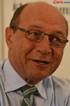Basescu: Ponta va pierde disputa cu Iohannis