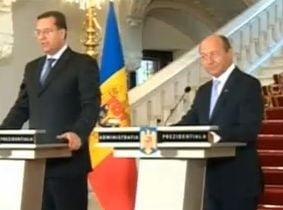 Basescu: Prelungirea crizei in R.Moldova diminueaza interesul europenilor