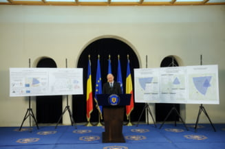 Basescu: Prezenta trupelor rusesti in Ucraina poate fi considerata o agresiune