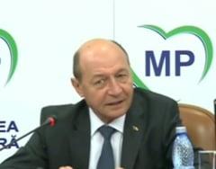 """Basescu: Prin """"Legea defaimarii"""" Romania va fi pusa in linie cu China, Rusia si Turcia"""