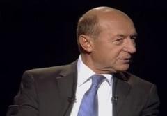 Basescu: Protestul de la Rosia Montana, fabricat. Exista niste abordari mincinoase