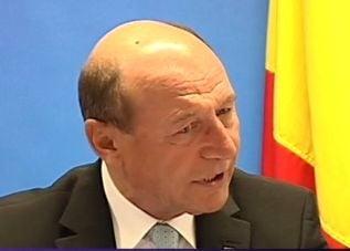 Basescu: Putem avea gaze cu 50% mai ieftine inainte de data la care-ar fi fost gata Nabucco