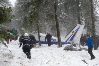 Basescu: Radarele Armatei au localizat avionul prabusit in Apuseni, informatii au existat