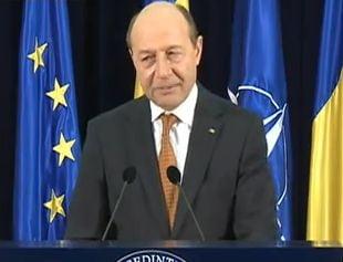 Basescu: Romania cere Rusiei sa-si retraga trupele din Crimeea si demisia lui Ianukovici (Video)