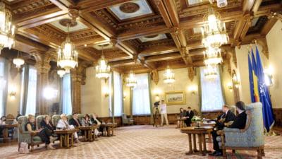 Basescu: Romania nu e mai bolnava decat media europeana, dar nici mult mai sanatoasa (Video)