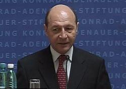 Basescu: Romania nu este ostila Rusiei (VIDEO)