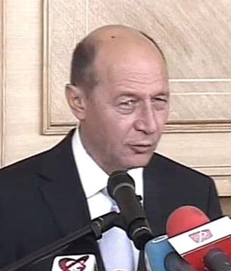 Basescu: Romania va sustine la Bruxelles intarirea supravegherii sistemului bancar