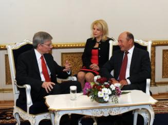 Basescu: Romanii din Ucraina sa aiba aceleasi drepturi ca ucrainenii din Romania