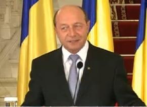 Basescu: SMURD nu a fost creat de un om, a fost creat pe banii romanilor