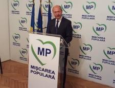 Basescu: SRI, singura beneficiara a legii defaimarii. Slava Domnului ca nu a trecut