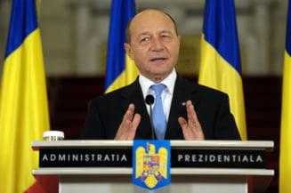 Basescu: Scopul final este punerea sub control a Justitiei, nu suspendarea mea