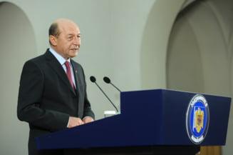 Basescu: Scrisoarea cu FMI poate fi semnata cu doua conditii - vezi care sunt