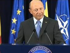 Basescu: Si eu si premierul am avut aceleasi informatii despre GFR