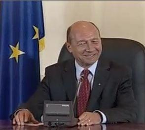Basescu: Solutia FMI mentinea cancerul din bugetul de stat