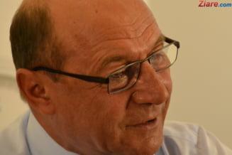 Basescu: Stanciu isi datoreaza mandatul la CCR lui Iohannis. l-a scos din belea de doua ori