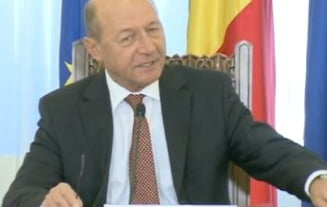 Basescu: Statul de drept a fost facut tandari de USL. Din fericire, institutiile au rezistat