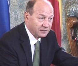 Basescu: Sunt de acord cu salarii marite si in Sanatate (Video)