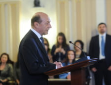 Basescu: Sunt destui care vor sa distruga ce-am facut! N-am intervenit pentru niciun om de afaceri (Video)