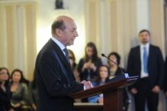 Basescu: Sunt destui care vor sa distruga ce-am facut! N-am intervenit pentru niciun om de afaceri
