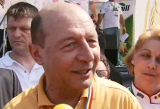 Basescu: Sunt gata sa redevin prieten al Rafo