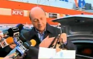 Basescu: Sustin o solutie corecta in PDL, nu una care sa ingroape partidul (Video)