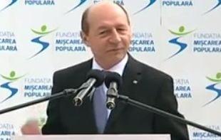 Basescu: Sustin reducerea CAS, dar nu sunt suficient de inteligent sa inteleg de unde se va sustine