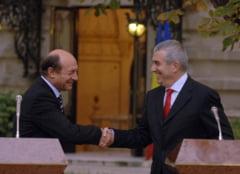 Basescu: Tariceanu poate prelua sefia PNL
