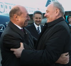 Basescu: Timofti a castigat batalia cu Plahotniuc. Ponta, iresponsabilul vesel