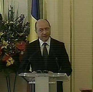 Basescu: Tinutul Secuiesc nu va capata niciodata autonomie (Video)