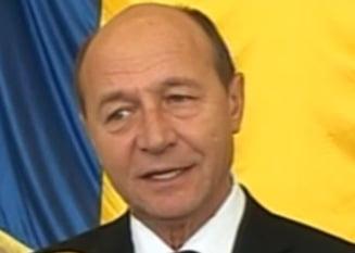 Basescu: Toate tarile NATO trebuie sa aiba acelasi ton legat de Rusia (Video)