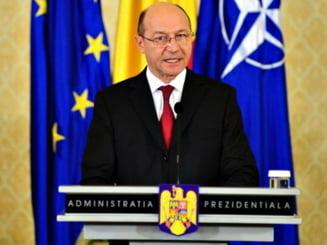 Basescu: Trebuie explicat populatiei ca gazele de sist nu produc riscuri serioase